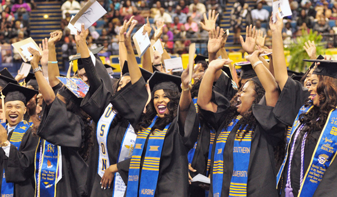 Southern University Commencement Ceremony