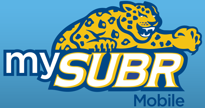 My Subr Mobile App Southern University And A Amp M College