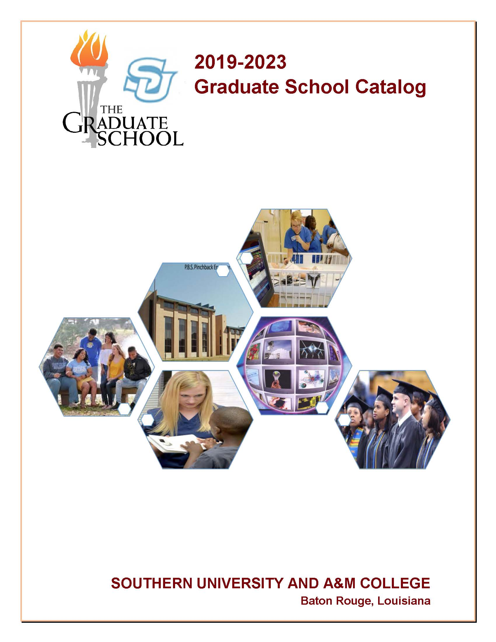 SUBR Catalogs | Southern University and A&M College