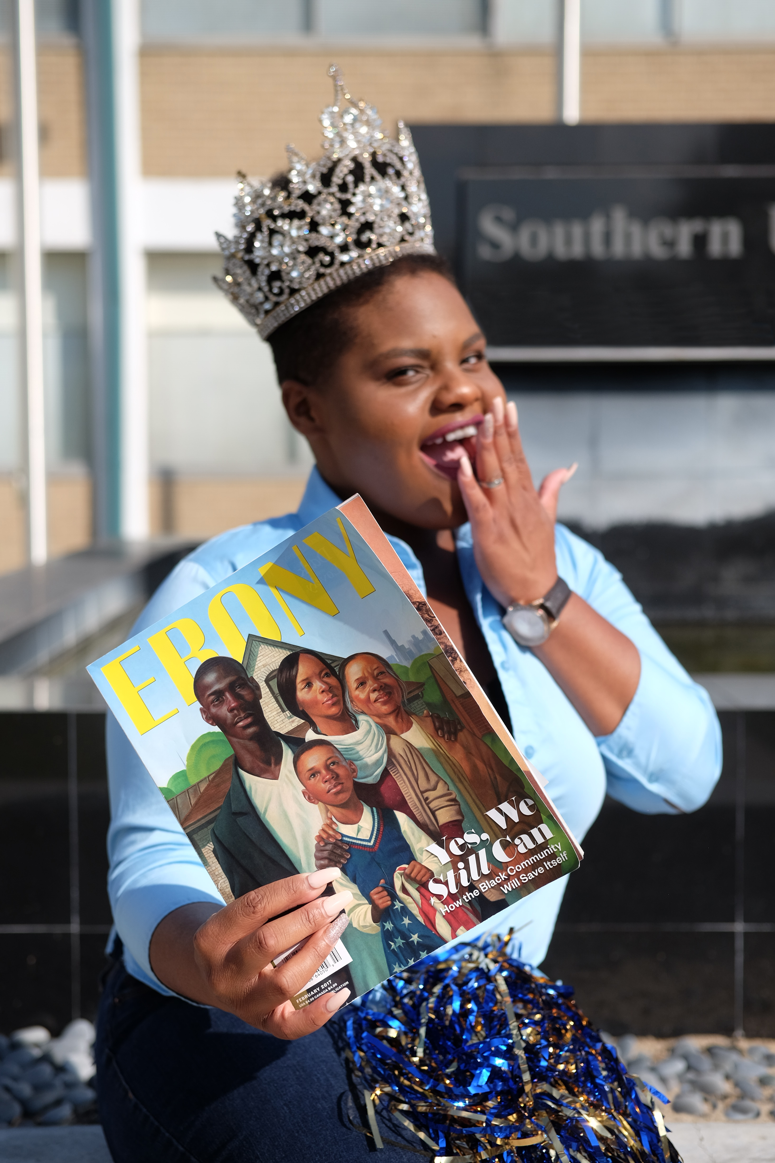Historically Black Colleges And Universities >> Miss SU lands number one spot for Ebony's HBCU Campus ...