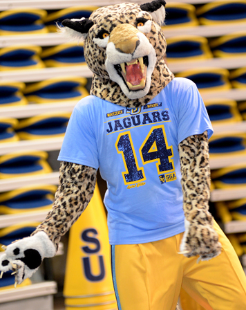 Baton Rouge, LA   Southern Universityu0027s Mascot, Lacumba, Is Thrilled To Be  A Part Of This Fallu0027s Football Season.