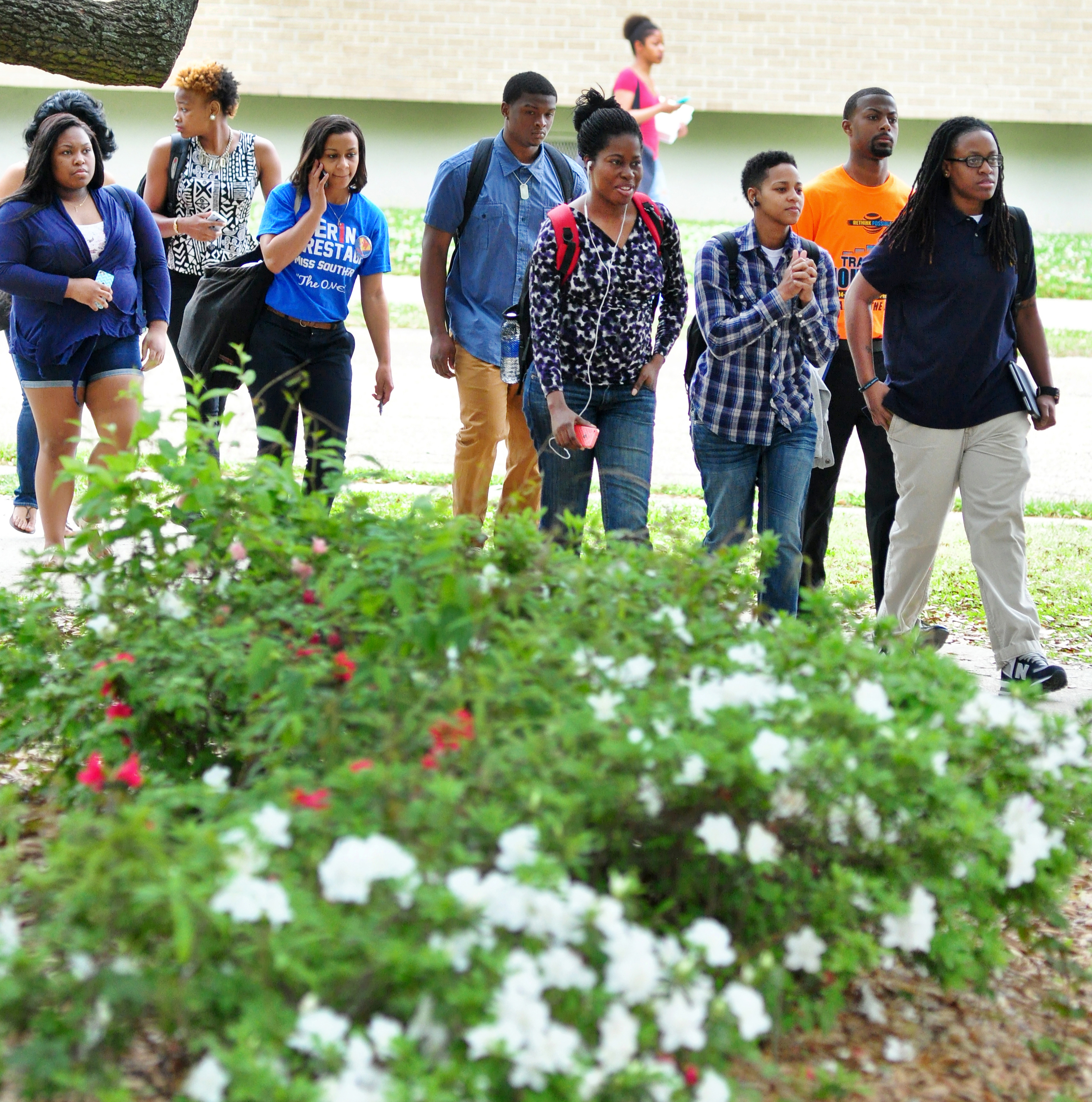 Southern University Main Campus Spring Enrollment Up From
