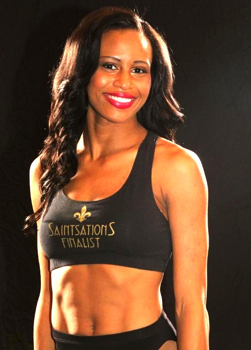Photo courtesy of New Orleans' SaintSations
