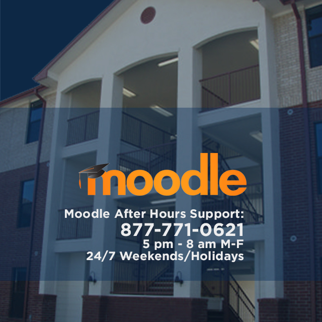 After Hours Help for Moodle