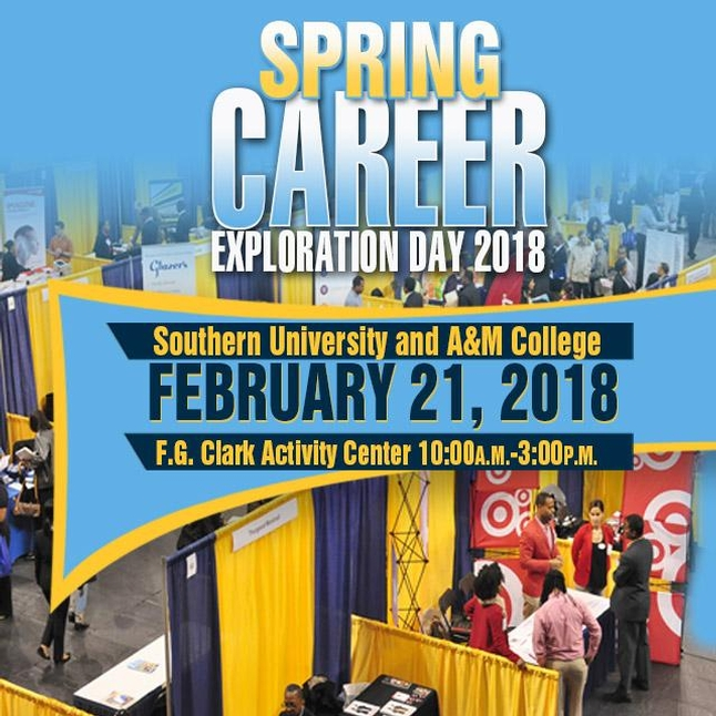 Spring 2018 Career Fair