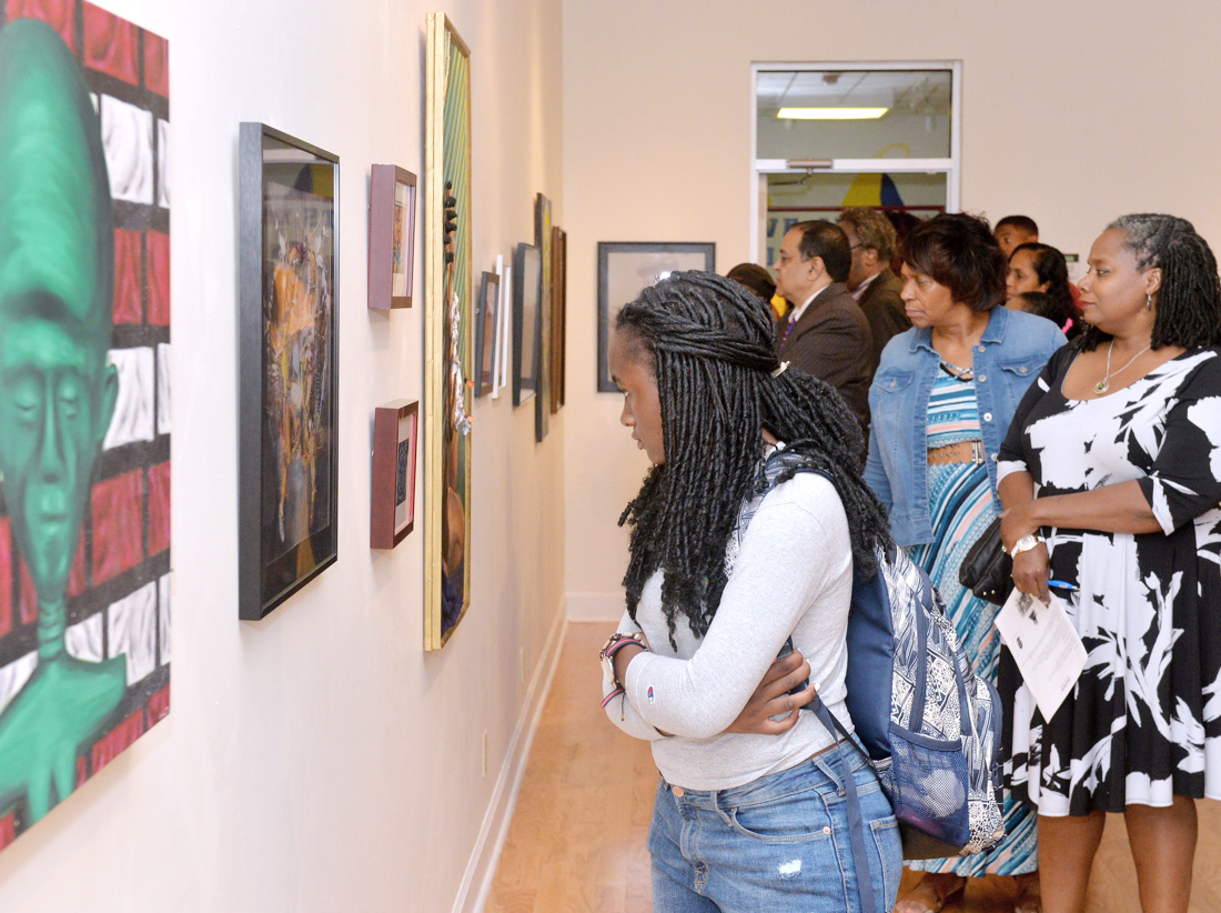 10th annual Alumni Art Exhibition