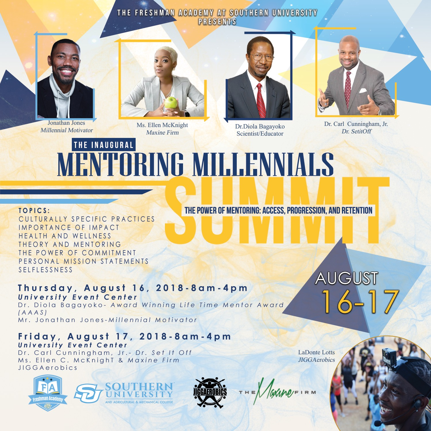 2018 Mentoring Millennials Summit