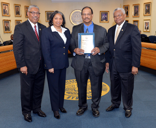 Suno Campus Map.Suno Subr Employees Receive Inaugural Above And Beyond Award